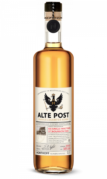 alte Post (Single Malt & Bourbon)