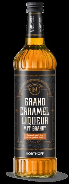 Gran Caramel mit Brandy