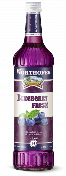 Blueberry Fresh
