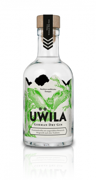 UWILA – German Dry Gin